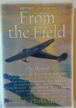 From the Field; Best of National Geographic