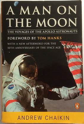 Set of 3 Space Travel books
