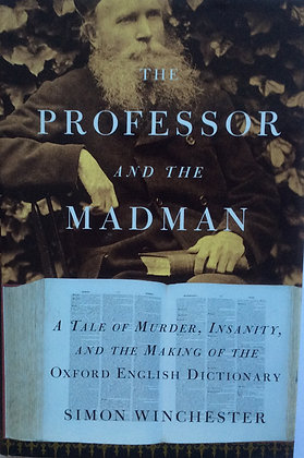 Professor and the Madman    by Simon Winchester