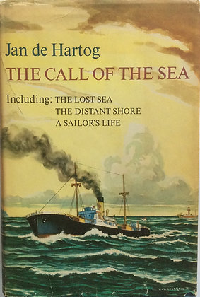 Call of the Sea   by Jan de Hartog