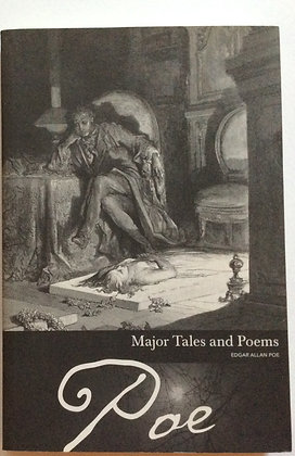 Major Tales and Poems    by Poe