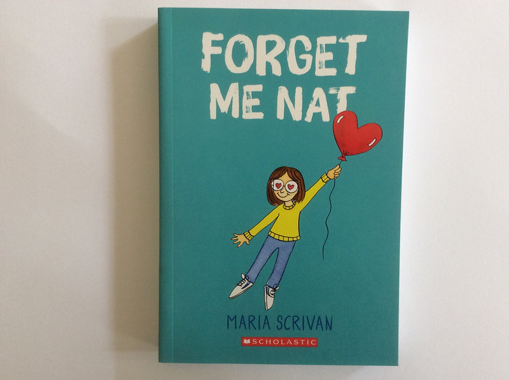 Forget Me Nat   by Maria Scrivan