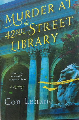 Murder at the 42nd St. Library    by ConLehane