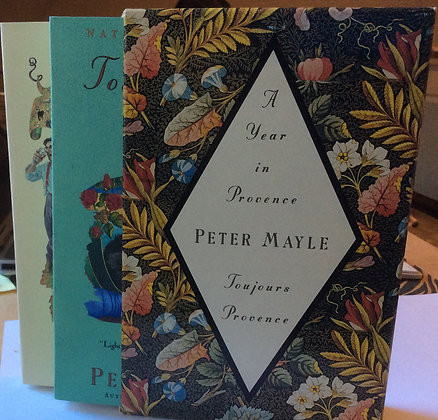 Toujours Provence & A Year in Provence   By Peter Mayle