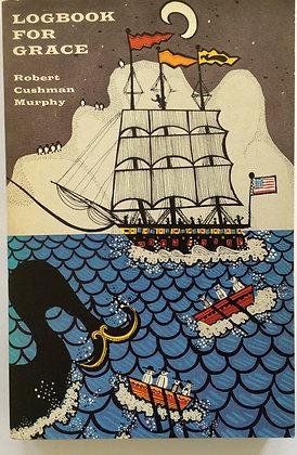 2 Maritime books,  Logbook for Grace and Treasure Island