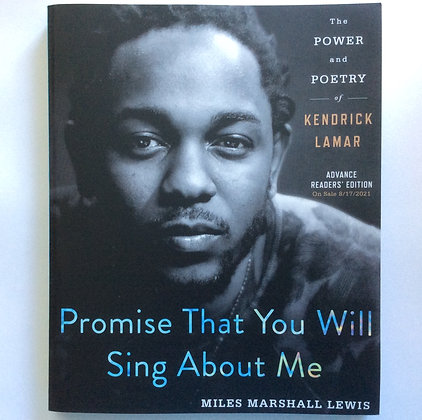 Pre Order - Promise Me That You Will Sing About Me