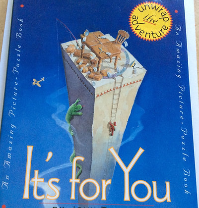 It's For You;The Amazing Picture Puzzle Book  by John Talbot