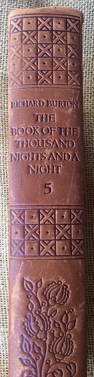 Book of The Thousand Nights And A Night   by Richard Burton