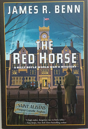 The Red Horse; Billy Boyle WW2 Mystery   by James R. Benn