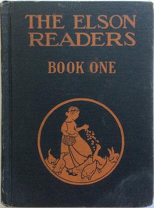 Elson Readers:Book One  by W. Elson & Lura Runkel