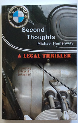Second Thoughts    by Michael Hemenway