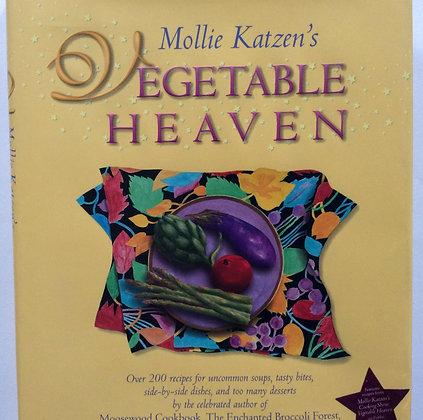 Vegetable Heaven   by Molly Katzen