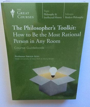 The Philosoper's Toolkit; How to Be the Most Rational Person in the Room
