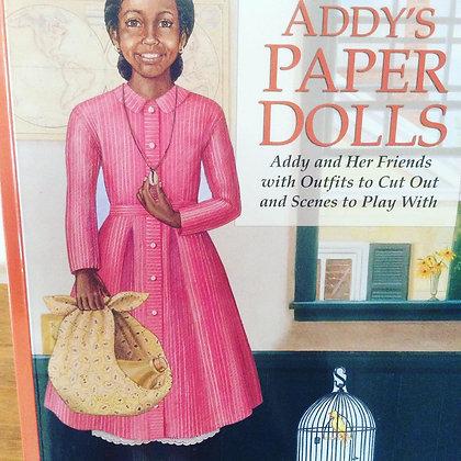 Addy's Paper Dolls