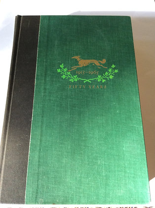 Fifty Years 1915-1965 of Knopf   by Clifton Fadiman