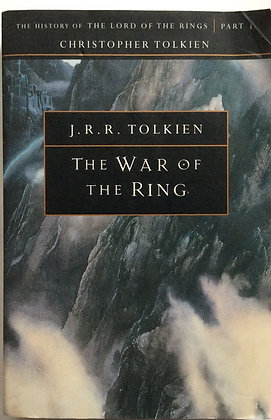 War of The Ring   by J.R.R. Tolkien