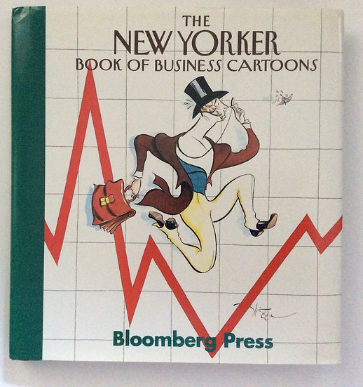 New Yorker Book of Business Cartoons