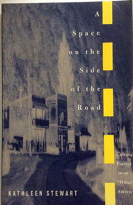 """A Space on the Side of the Road; Cultural Poetics in an """"Other"""" America"""