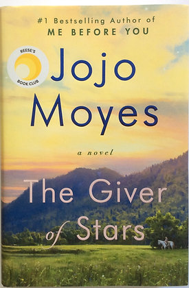 The Giver of the Stars   by Jojo Moyes