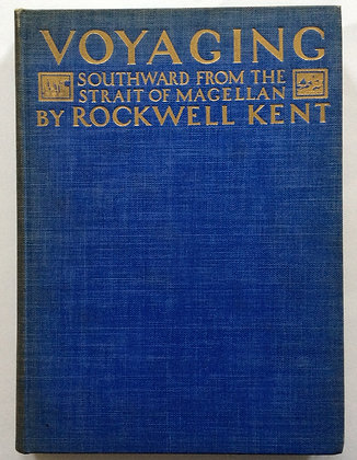 Voyaging Southward.....   by Rockwell Kent