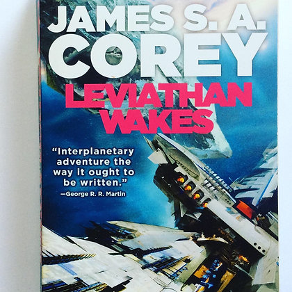 Leviathan Wakes   by James Corey