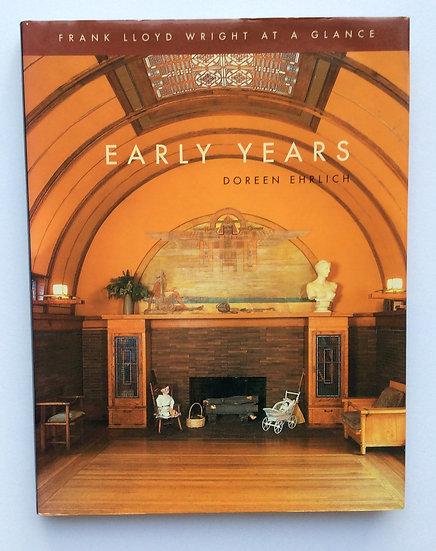 Early Years;Frank Lloyd Wright