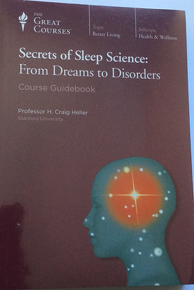 Secrets of Sleep Science:From Dreams to Disorders