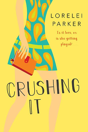 Crushing It  by Lorelei Parker: Virginia Festival of the Book