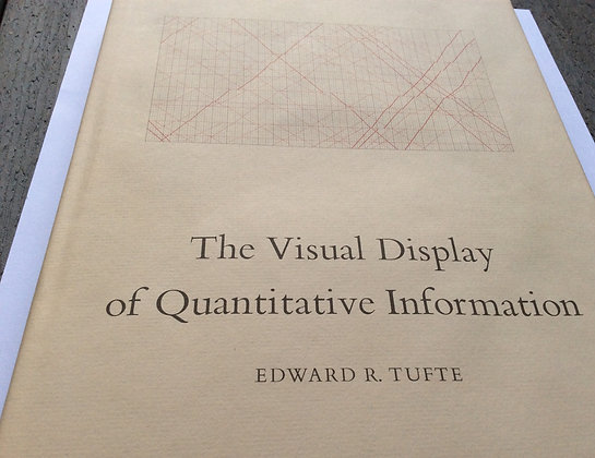 The Visual Display of  Quanitative Information