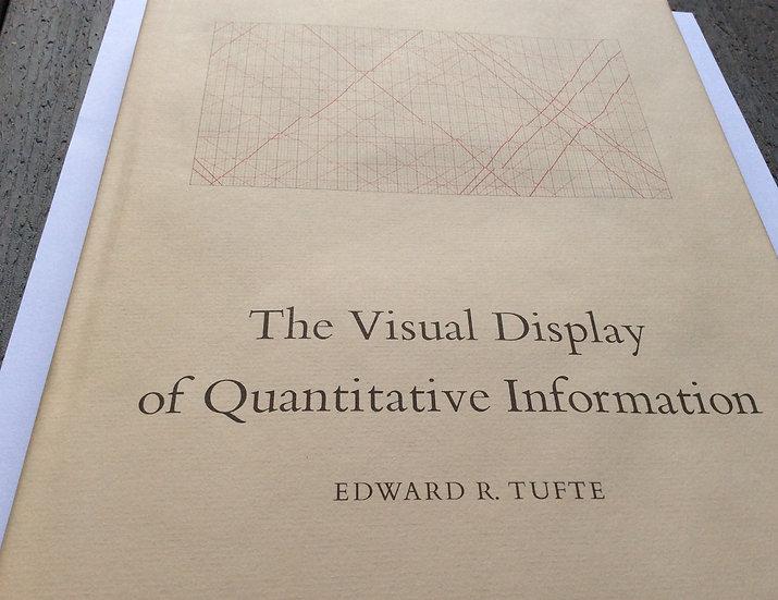 The Visual Display of  Quanitative Information