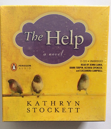 Audio Version of   The Help  by Kathryn Stockett