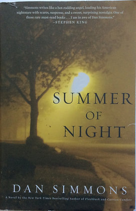 Summer of Night   by Dan Simmons