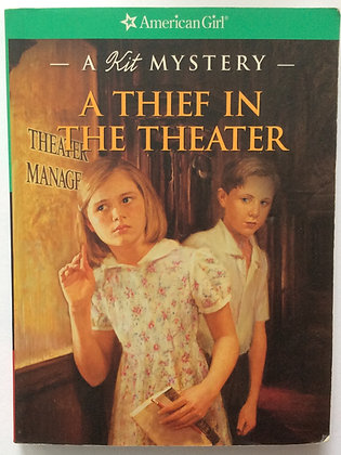 A Thief in the Theater    by Sarah Bucky