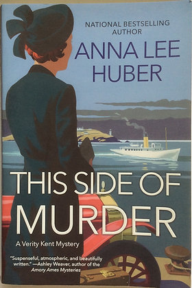 This Side of Murder   By Anna Lee Huber