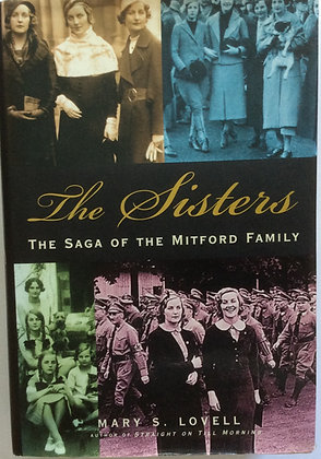 Sisters,  The Saga of the Mitford Family  By Mary Lovell