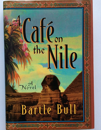 Cafe On The Nile  by Bartle Bull