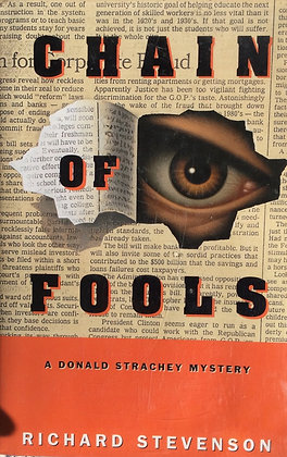 Chain of Fools; A Donald Strachey Mystery  by Richard Stevenson