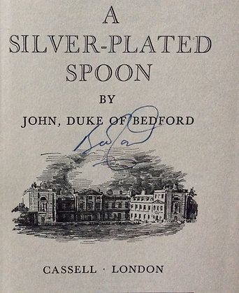 A Silver-Plated Spoon    by John, Duke of Bedford