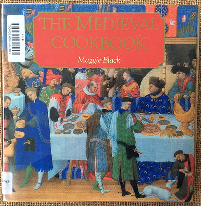 The Medieval Cookbook   by Maggie Black