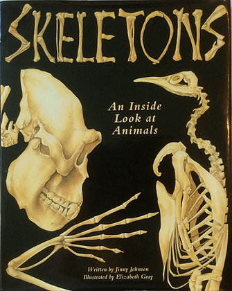 Skeletons; An Inside Look at Animals  By Jinny Johnson