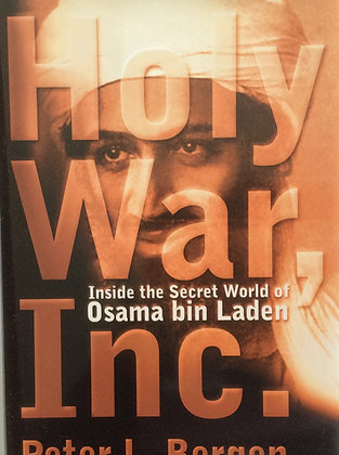 Holy War Inc.,  Inside the Secret World of O. bin Laden