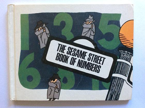 Sesame Street Book of Numbers
