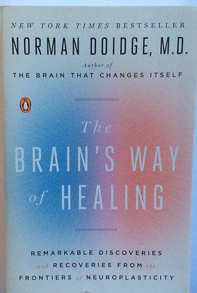 The Brain's Way of Healing   byNorman Doidge, M.D.