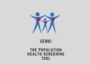Genki: AI-Powered Screening for a Healthier Society