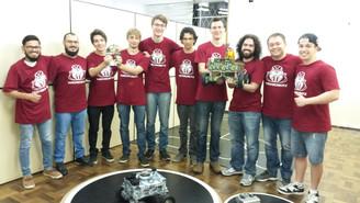 Católica de Santa Catarina conquista a medalha de bronze em competição internacional de robótica