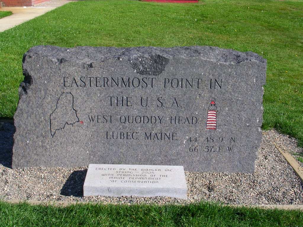 Easternmost Point in the US