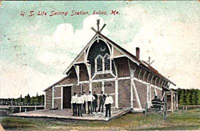 West Quoddy Station, Lubec, Maine