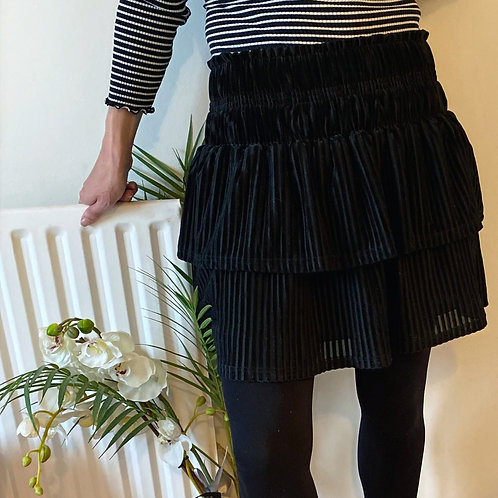 Hush Devore Ra-ra Skirt
