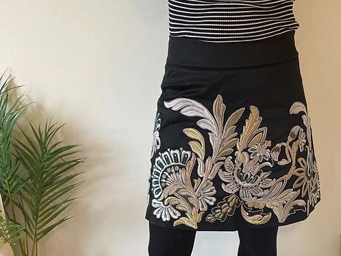 Karen Millen Embroidered Skirt