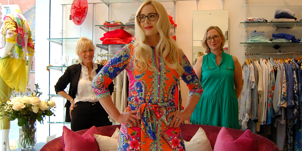 Style Masterclass with TV's Nicky Hambleton-Jones
